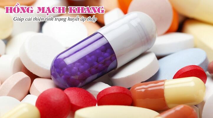 Sử dụng thuốc không phải là giải pháp lâu dài trong điều trị huyết áp thấp tư thế